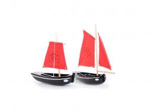 serie des bateaux tirot pirate